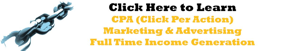 CPA Click Per Action Advertising and Marketing - Online Jobs From Home Without Investment