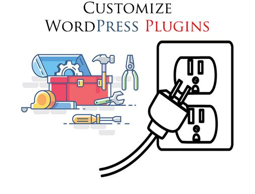 How To Customize WordPress Plugins - how to customize your wordpress website with plugins learnedgold.com