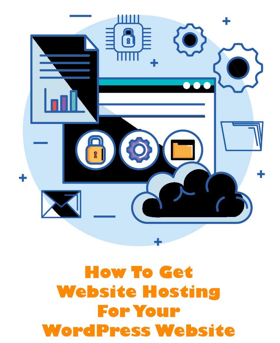 LearnedGold.com How to get website hosting for your wordpress website
