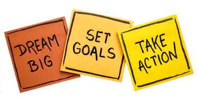 Goal Setting Mobile Apps - LearnedGold