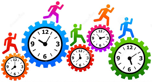 Time Management Gears - LearnedGold